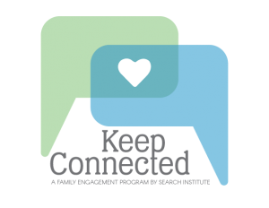 Keep Connected Logo
